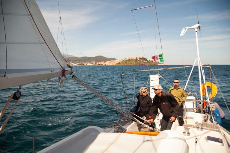 Segeln Mittelmeer